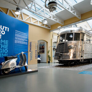 20 years of Piaggio Museum