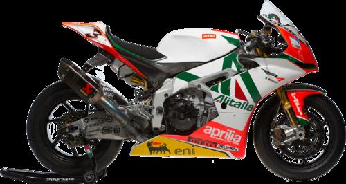1000 RSV4 - Biaggi - Campione del Mondo