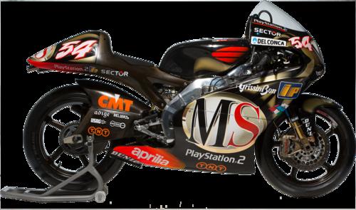 RS 250 - Poggiali - Campione del Mondo
