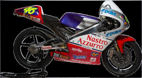 RS 125 - VR46 - Campione del Mondo