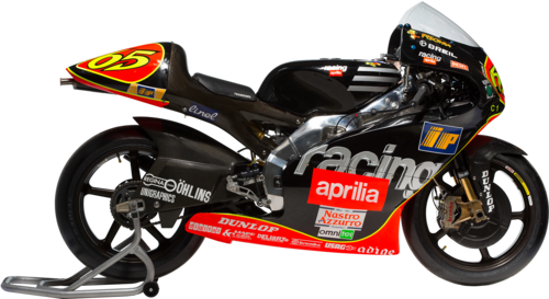 250 RSV - Capirossi - Campione del Mondo
